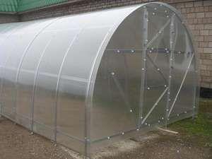 Строительство теплиц и выращивание овощей в теплицах.
