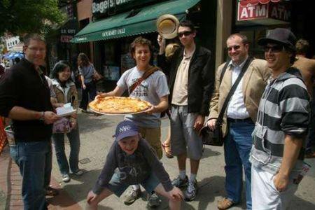 Экскурсии по пиццериям