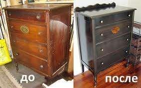 Продажа старой мебели и реставрация мебели.