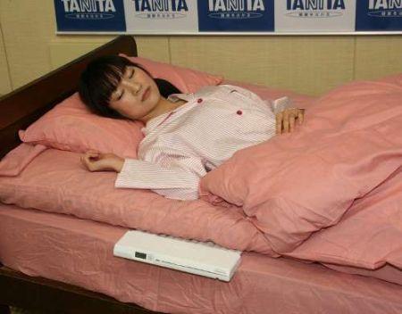 Анализатор сна под матрасом