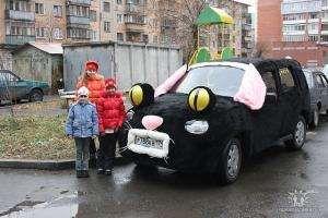 Детское такси в помощь родителям.