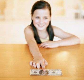 Контроль за расходами детей.