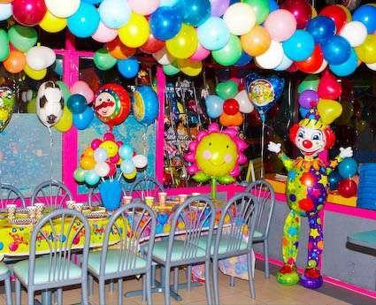 Бизнес идея: детское кафе, дизайн кафе для детей.