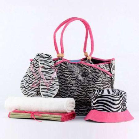 Бизнес на пошиве сумок для пляжа.