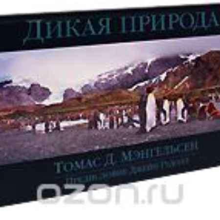 Купить Томас Д. Мэнгельсен Дикая природа (подарочное издание)