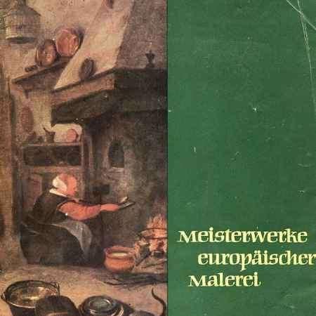 Купить Meisterwerke europaischer malerei