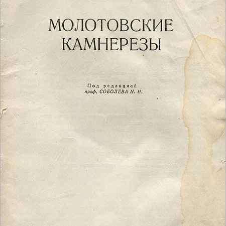Купить С. Лялицкая Молотовские камнерезы