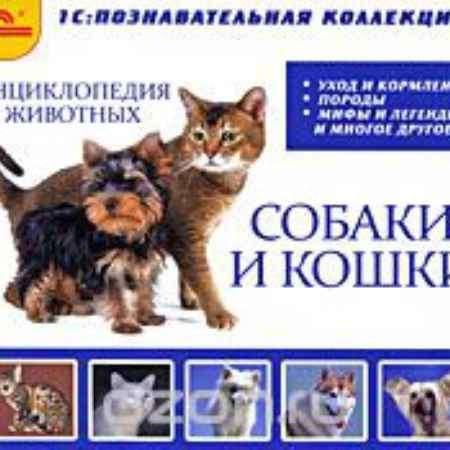 Купить Энциклопедия домашних животных