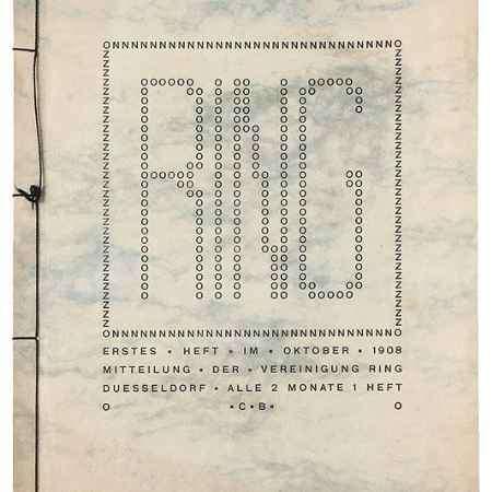 Купить Ring, Журнал. Октябрь, 1908 год