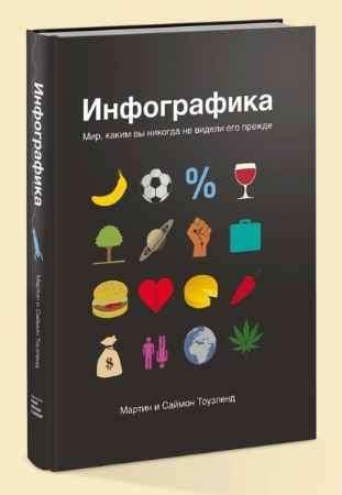 """Купить Мартин Тоузленд,Саймон Тоузленд Книга """"Инфографика. Мир, каким вы никогда не видели его прежде"""""""