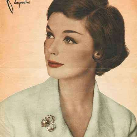 Купить La femme d'aujourd'hui, №45, november 1958