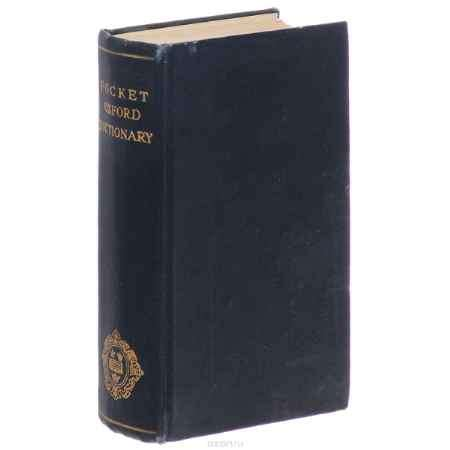 Купить The Pocket Oxford Dictionary of Current English