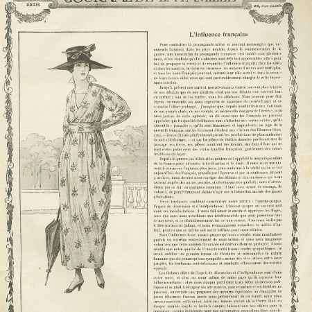 Купить La mode illustree, №20, mai 1917