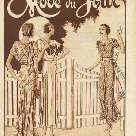 Купить La mode du jour, №582, juin 1932