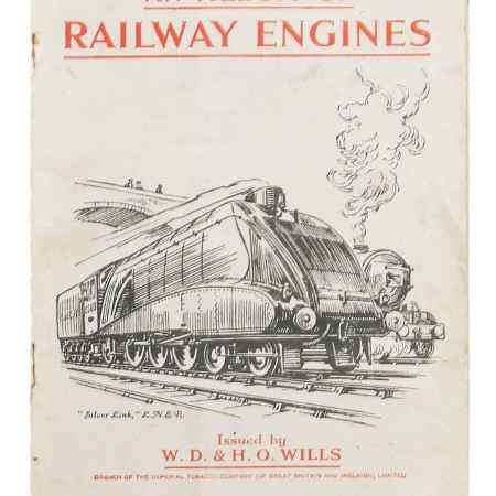 Купить An album of railway engines