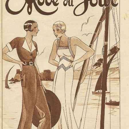 Купить La mode du jour, №587, juillet 1932