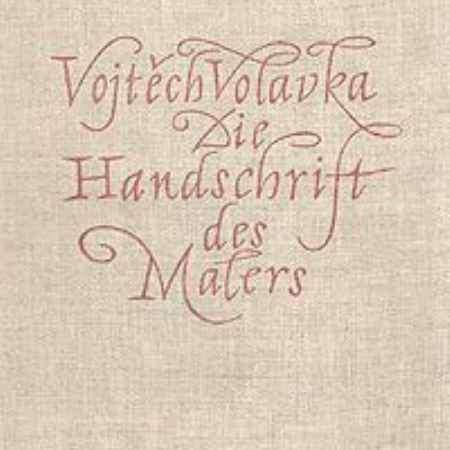 Купить Vojtech Volavka Die Handschrift des Malers