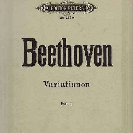 Купить Beethoven Beethoven. Variationen. Band I