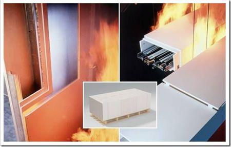 Огнезащита материалов
