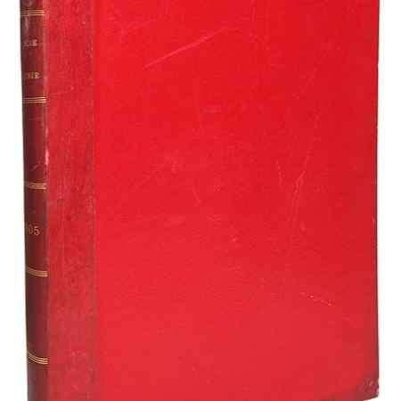 Купить La Mode Illustree. Journal de la famille. Полный комплект с выкройками за 1905 год
