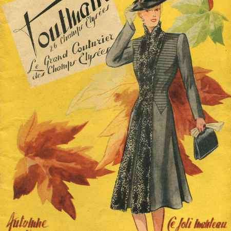 Купить Toutmain: 26 Champs Elysees: Le Grand Couturier des Champs Elysees