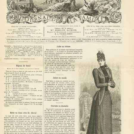 Купить La mode illustree, №45, novembre 1891