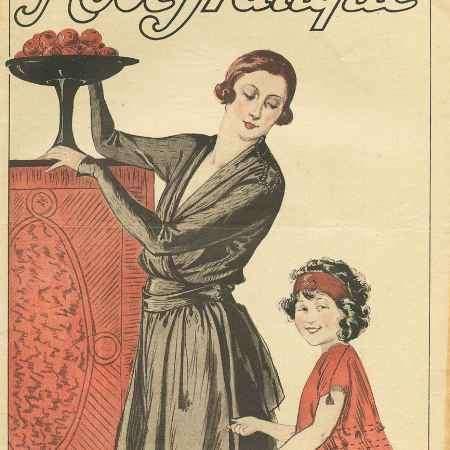 Купить La mode pratique, №46, novembre 1921
