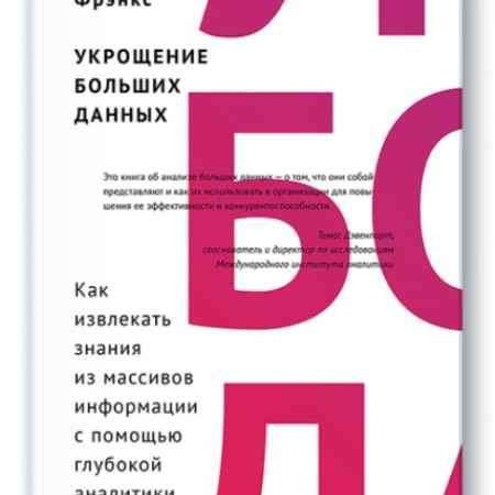 """Купить Билл Фрэнкс Электронная книга """"Укрощение больших данных"""""""