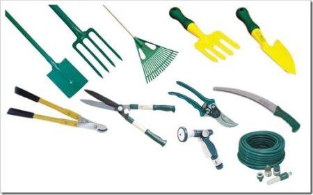 Инструменты для садовода