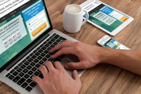 Идея бизнеса - создание сайтов визиток