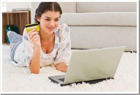Перевод денежных средств на карту Visa или MasterCard