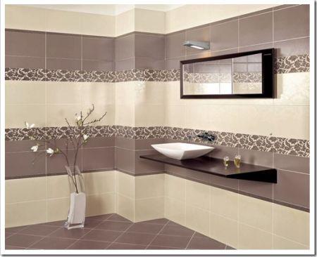 Современная плитка для ванной