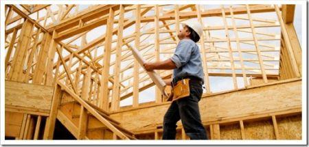 Из чего строят дома?