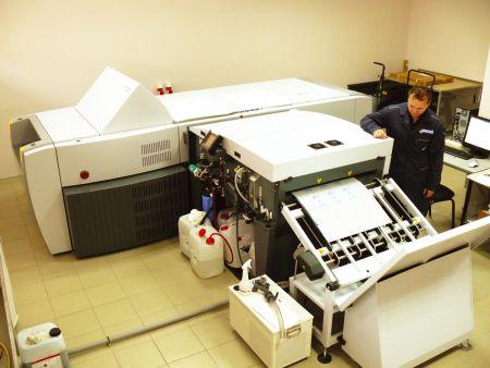 Производство полиграфического оборудования как бизнес