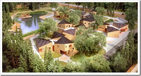 Инфраструктура современных жилых комплексов