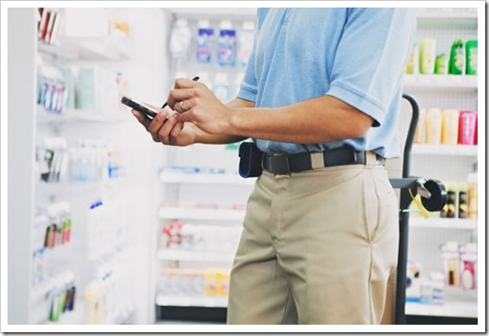 GPS контроль торговых представителей