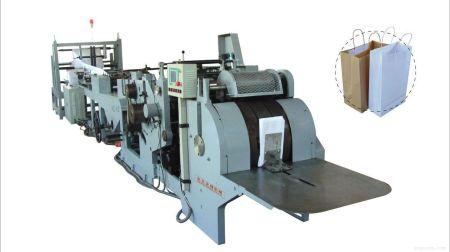 Бизнес по производству бумажных пакетов