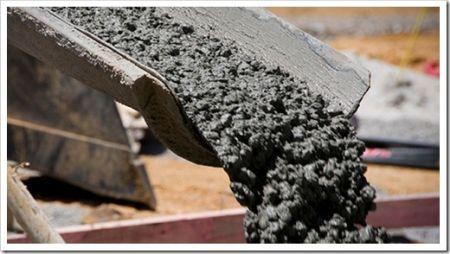 Что потребуется для производства бетона?