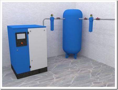 Требования к установке блоков очищения сжатого воздуха