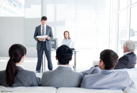 Организация тренингов как бизнес