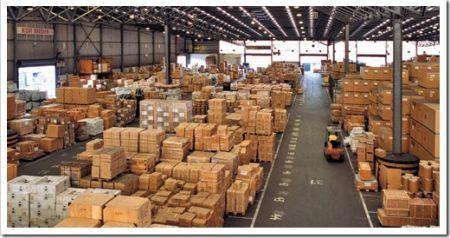 Хранение и транспортировка сборных грузов