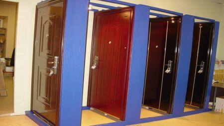 Бизнес на металлических дверях