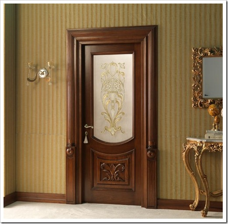 Создание межкомнатной двери под заказ