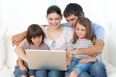 ноутбук для семьи