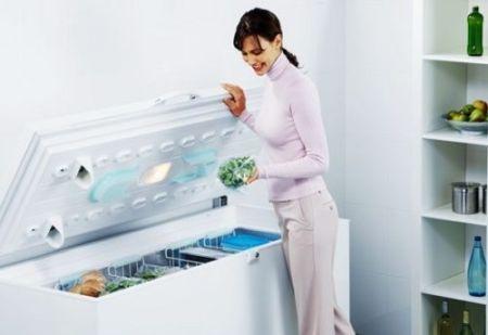 Как выбрать морозильный ларь