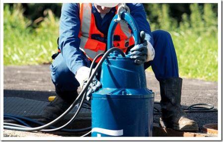 обслуживание и ремонт насосного оборудования