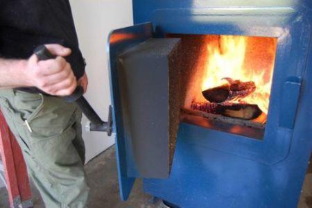 Как увеличить эффективность твердотопливного отопительного котла