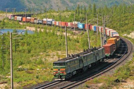 Как отправить груз по железной дороге
