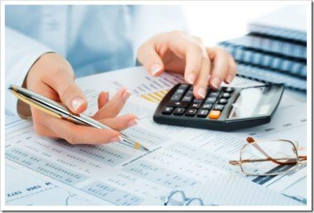 Стоимость бухгалтерского обслуживания