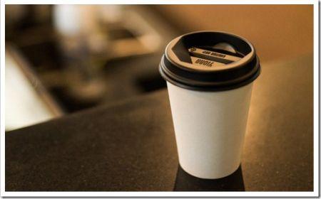 Сможет ли съедобный стаканчик удерживать кофейный напиток?
